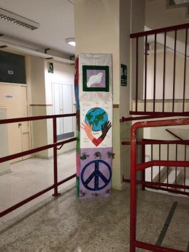 Tótem Paz